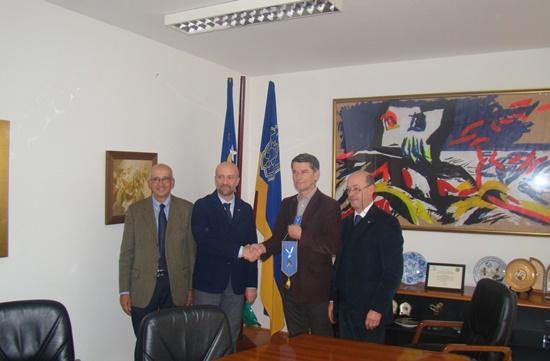 Uručene donacije od strane predstavnika Lions Club-a iz provincije Ravenna