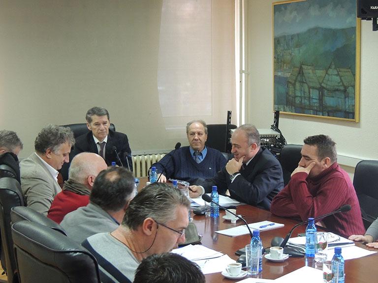 Održan sastanak sa direktorom Federalnog fonda za pomoć nastradalim podučjima od prirodne nesreće na teritoriji Federacije BiH