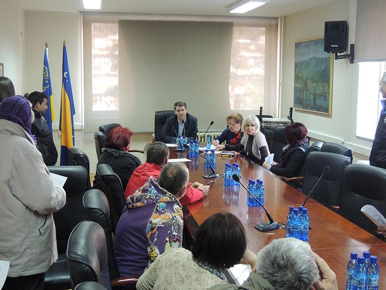 Potpisivanje Ugovora o regulisanju međusobnih odnosa