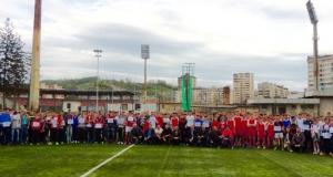 U organizaciji Sportskog saveza Grada Tuzle počelo prvenstvo osnovnih škola u nogometu