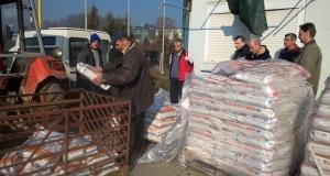 Izvršena isporuka đubriva za korisnike proizvođače silaža (kukuruzne i travne)