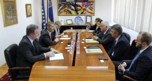 Susret sa delegacijom Vlade Republike Mađarske
