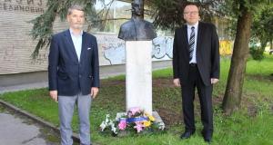 Obilježavanje godišnjice Gimnazije Meša Selimović u Tuzli