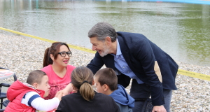 Tradicionalno prvomajsko druženje sa djecom sa posebnim potrebama i djecom iz Doma za djecu bez roditeljskog staranja u Tuzli