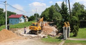 U toku radovi na sanaciji klizišta i rekonstrukciji asfaltnog zastora