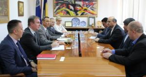 Predsjedavajući Gradskog vijeća Tuzla primio ambasadora Islamske Republike Iran u BiH