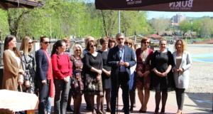 U okviru Festivala savremene žene upriličen susret sa gradonačelnikom Tuzle