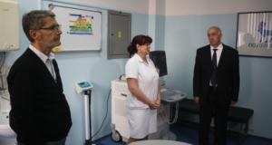 (video+foto) Aparat za ultrazvuk uručen tuzlanskom Domu zdravlja