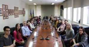 (video+foto) Gradonačelnik upriličio prijem za Adnana Mujkića i članove udruženja Mladi Tuzle