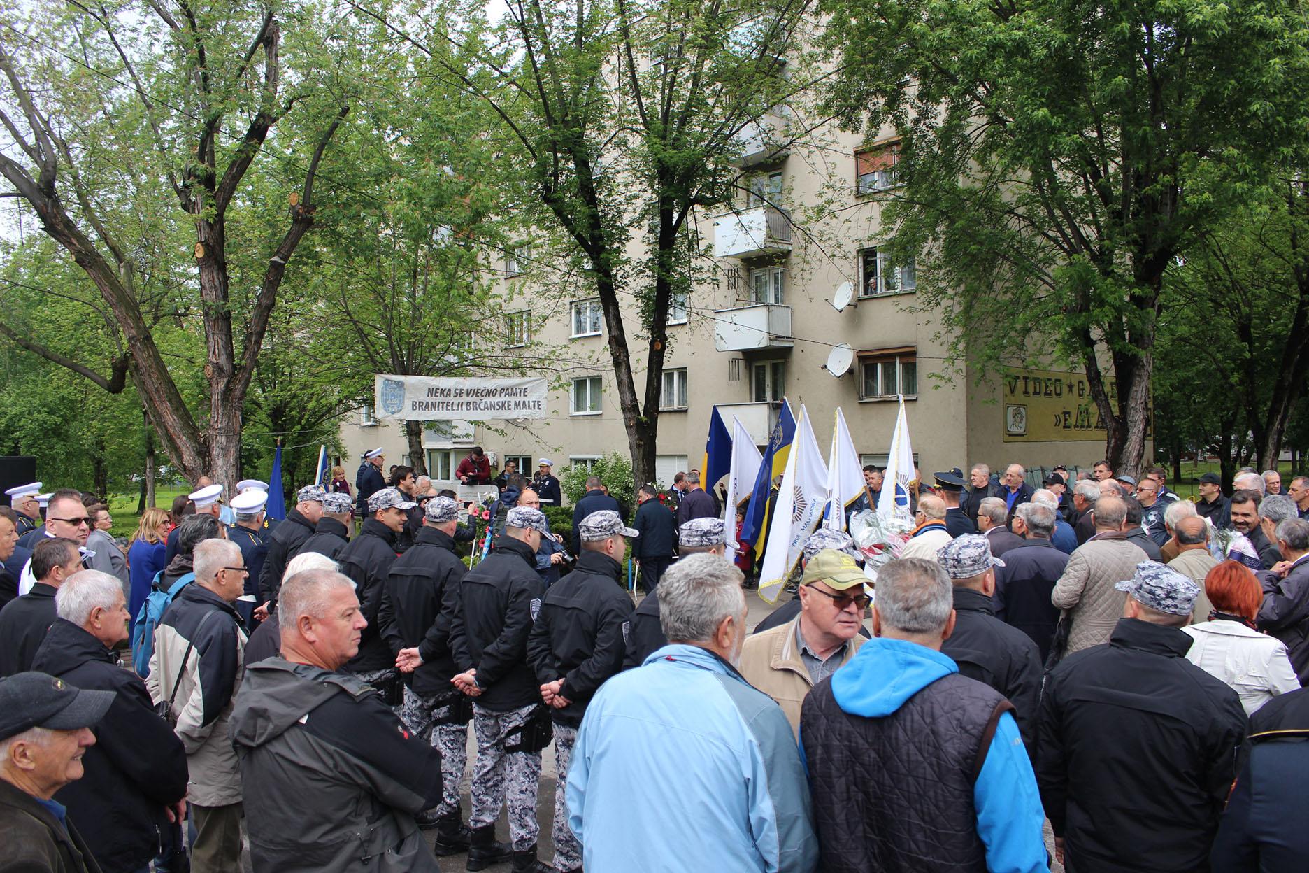 Upriličeno obilježavanje 15. maja–Dana odbrane Tuzle, značajnog datuma iz historije Bosne i Hercegovine i Tuzle