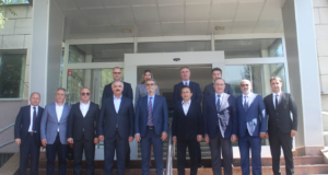 Gradonačelnik Tuzle se susreo sa  ambasadorom Republike Turske u BiH, Nj. E. Haldunom Kocom i delegacijom  Općine Tuzla iz Istanbula