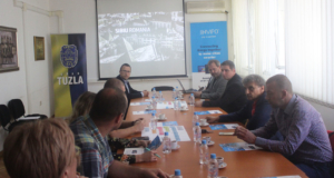 """Upriličena prezentacija projekta """"Incinity i Grad Tuzla"""""""