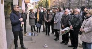 Grad Tuzla: Otkrivanje memorijalne ploče sa imenima ubijenih sugrađana '92.