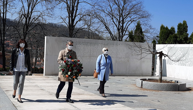 VIDEO: U Tuzli obilježen 4. april, značajan datum iz novije historije Tuzle