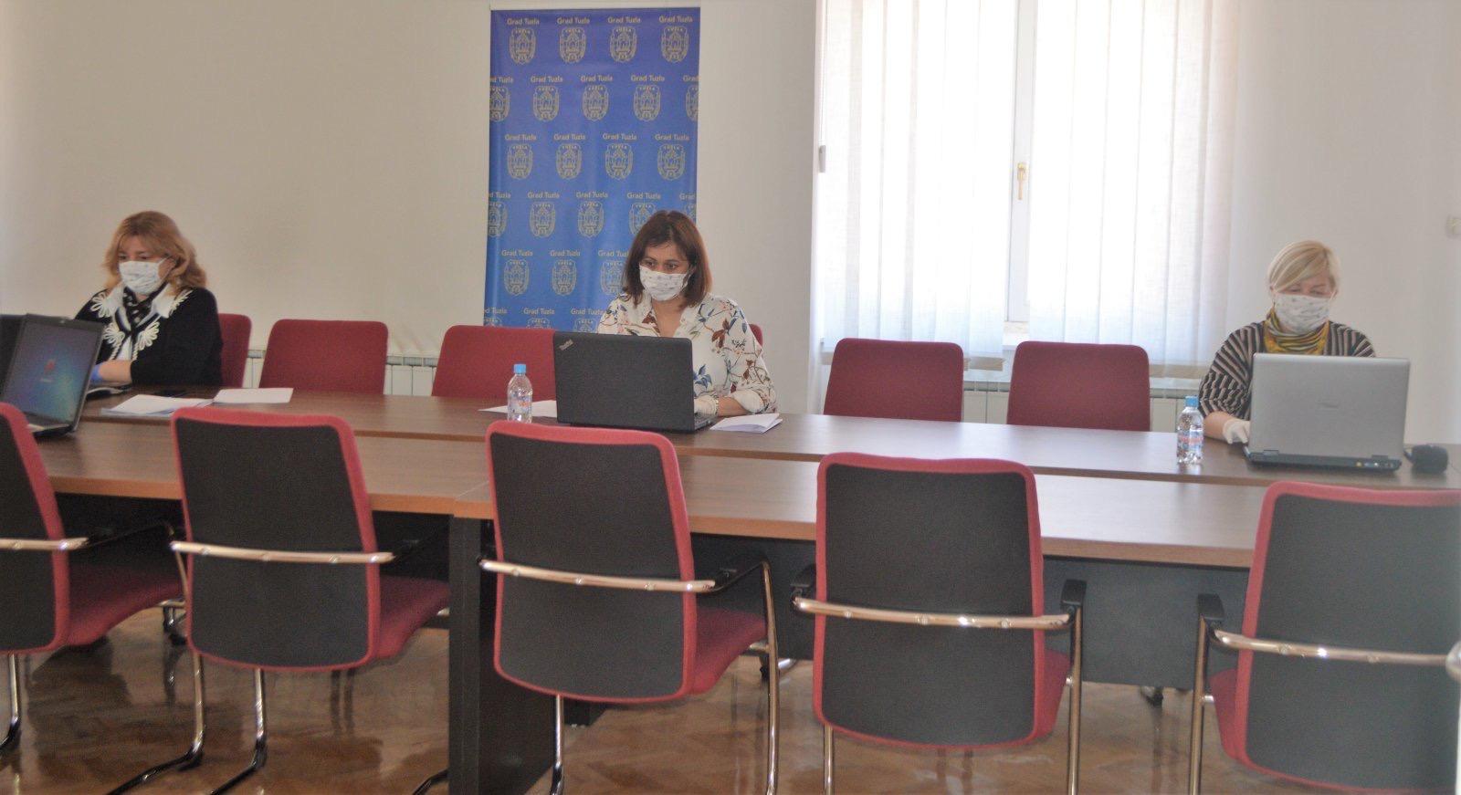 Održana 6. vanredna sjednica Gradskog vijeća Tuzla – Saopštenje predsjedavajuće Gradskog vijeća