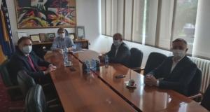 Predstavnici AS Holdinga u posjeti gradonačelniku Imamoviću