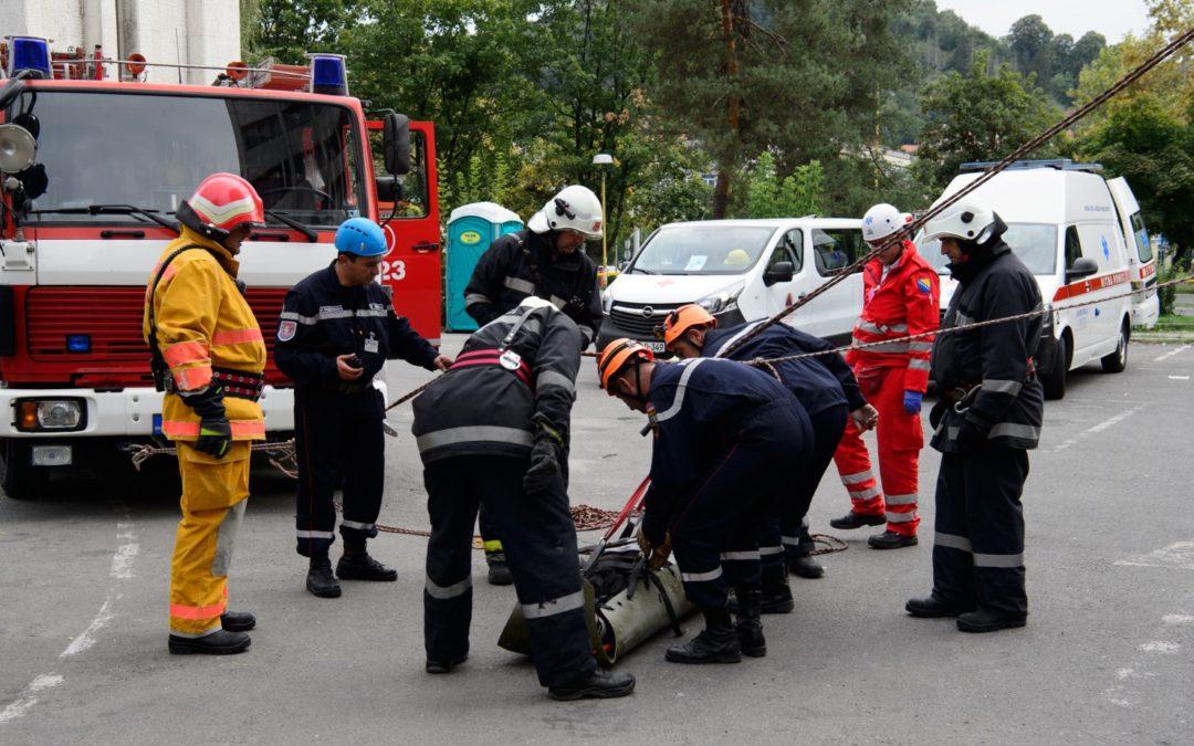 COMMANDd – Projekat Osnaživanja kapaciteta za podršku djelovanja civilne zaštite Grada Tuzle